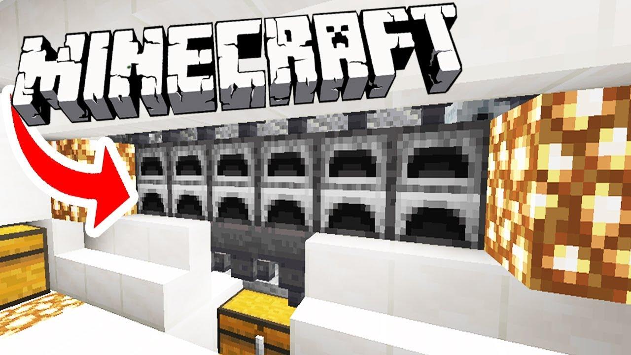 Minecraft Survie : Ma première Fonderie Automatique en 10.104 - ep 10 FR