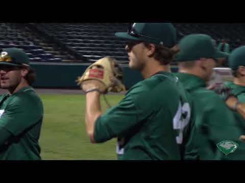 Babson Baseball NCAA Tournament vs. Union (5/19/18)