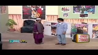 Umer Sharif And Sikandar Sanam - Chakkar Pe Chakkar_clip5 - Pakistani Comedy Stage Drama