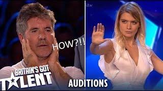 Mind2Mind: OMG! Mind Readers STUN Everyone! SIMON Speechless!  Britain's Got Talent 2019