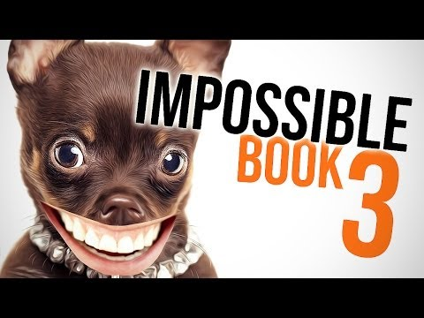 IMPOSSIBLE QUIZ BOOK FINISHED!