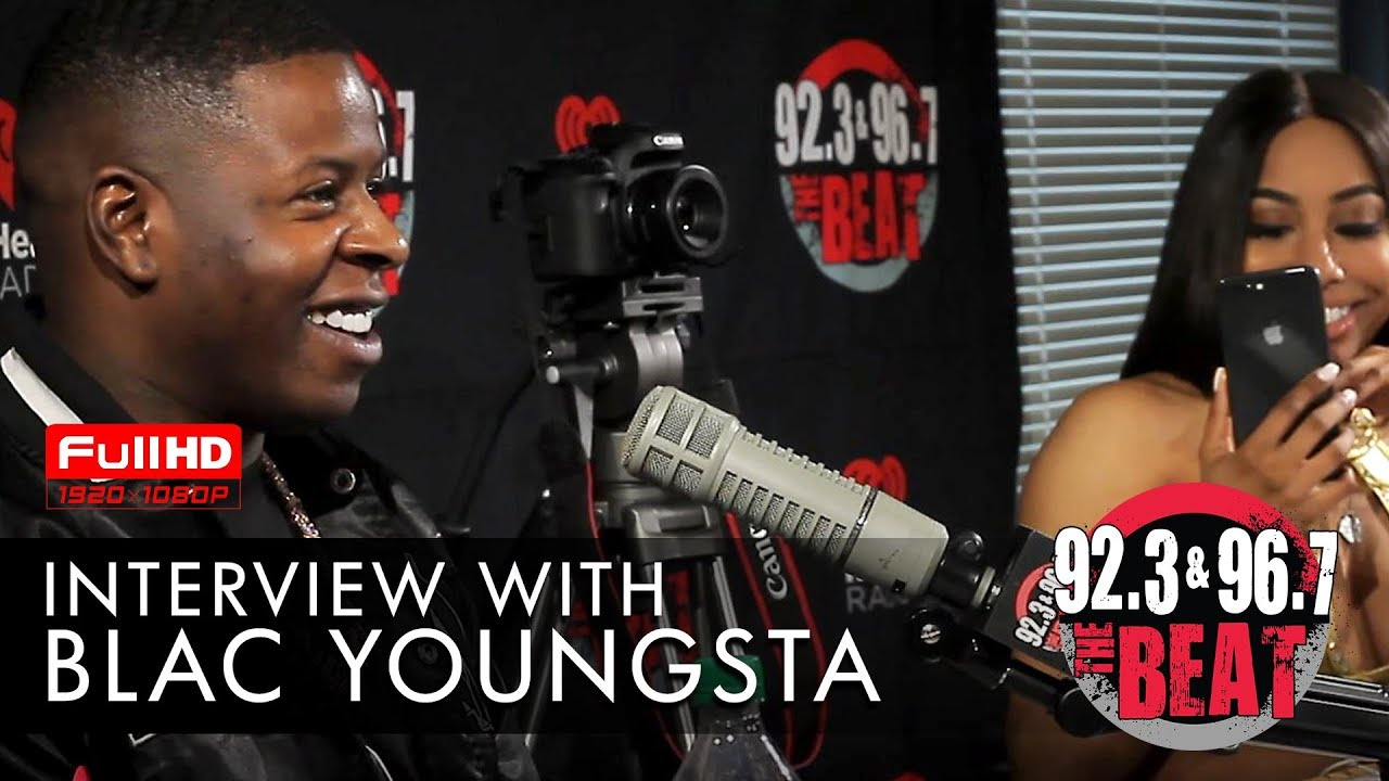Download Blac Youngsta Interview with E.T. Cali on Twerk Tuesday | Live in the Galaxi