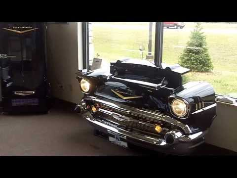 1957 Chevy TV lift, Couch, and Refrigerator for the Ultimate ...