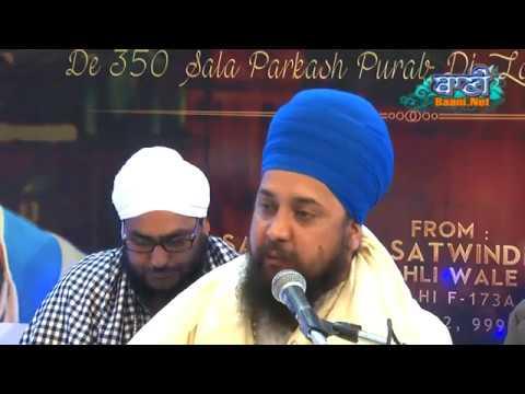 Jatha-#39-Fauj-Akaal-Ki-#39-Bhai-Sarabjit-Singh-Ji-Delhi-Wale-At-Vishnu-Garden-On-12-Jan-2017