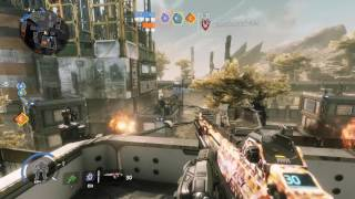 Titanfall 2 PC: Extremely Satisfying Ronin Gameplay. 27 kills. 2 deaths. Hardpoint Eden