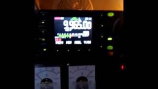 g5rv on icom 7000 vs long wire on drake sw8