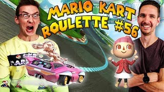 Mario Kart Roulette #56: Successful First Date?