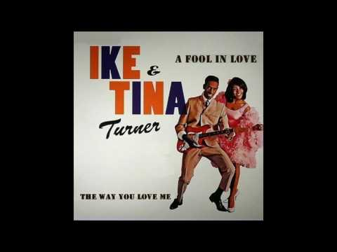 Ike &Tina Turner  - A Fool In Love (Official INSTRUMENTAL WITH BACKING VOCALS) mp3