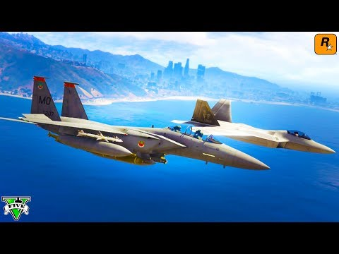 GTA 5 GUNRUNNERS - Grand Theft Auto 5 Gunrunning Themed Role