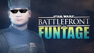 Star Wars Battlefront 2 - PILOT AMATIR !! - Momen Lucu SWBF Beta