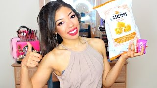 FAVORITE HEALTHY SNACKS for Weight Loss #2 | What I Ate to Lose 88lbs!