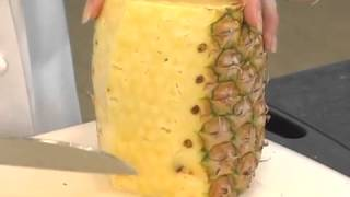 How to Peel aฑd Core a Pineapple