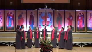 Hajnowka Poland 2019/International Festival of Orthodox Church Music/ Mironosice Subotica