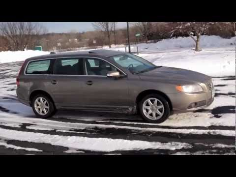2008 Volvo V70 Review, Walkaround and Test Drive
