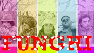 FUNGHI - BLEBLA, GEMELLI SIAMESI, F.FULIGNI feat. FRANCHINO (Official Video)