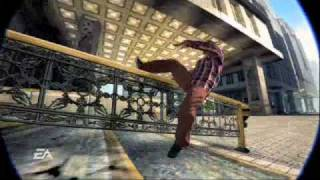 Skate 2 - HD gameplay video for PlayStation 3 and Xbox 360 from EA