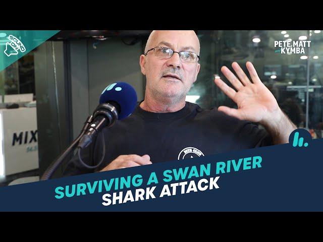 Surviving A Shark Attack: Cameron Wrathall Recalls | Pete, Matt and Kymba | Mix94.5