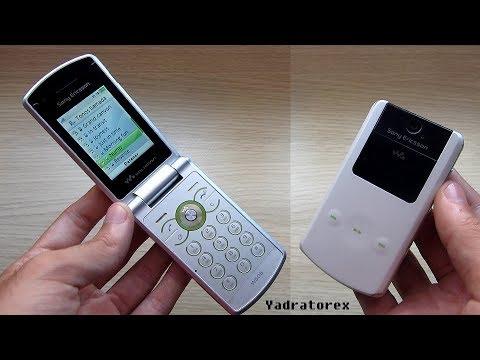 Sony Ericsson W508 - quick review+ original ringtones