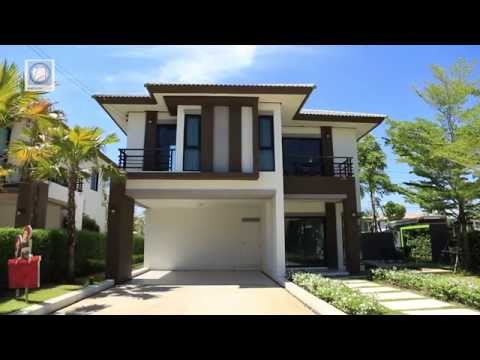 Home Review T.117 : รีวิว โครงการ บ้านฟ้ากรีนเนอรี่ ปิ่นเกล้า - สาย 5