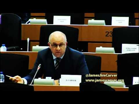 EU Common Foreign and Security Policy looks like a plate of spaghetti - James Carver MEP