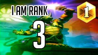 Just hit rank 3!!! (Combo Priest: Saviors of Uldum)