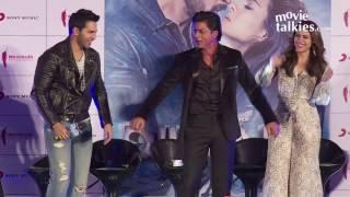 Tu Meri Premika VIDEO Song Launch | Dilwale | Varun Dhawan, Kriti Sanon, SRK Kajol |