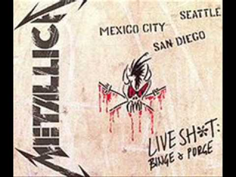 Metallica Am I Evil?  Mexico City 1993