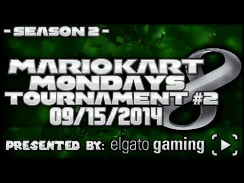 Mario Kart 8 - Tournament, Presented by @ElgatoGaming [S2E2]
