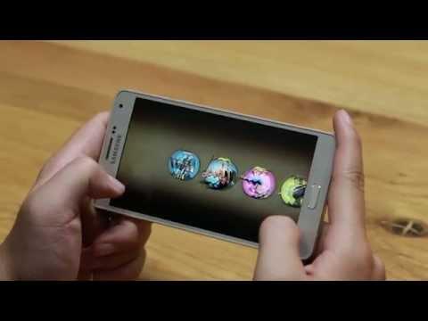 Tinhte.vn - Trên tay Samsung Galaxy A7