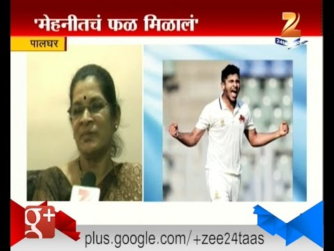 Palghar Parents Of Shardul Thakur On Playing For Indian Cricket Team Youtube