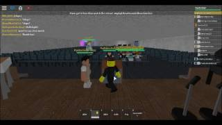 Roblox Bible Baptist Church Ceremony Service Part 1