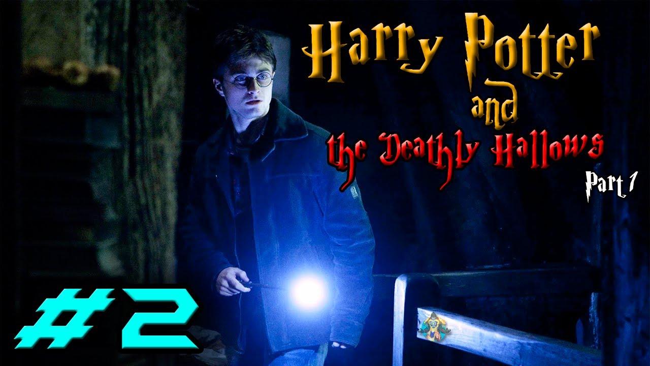 Гарри Поттер и Дары Смерти: Часть 1 - Часть 2 - YouTube