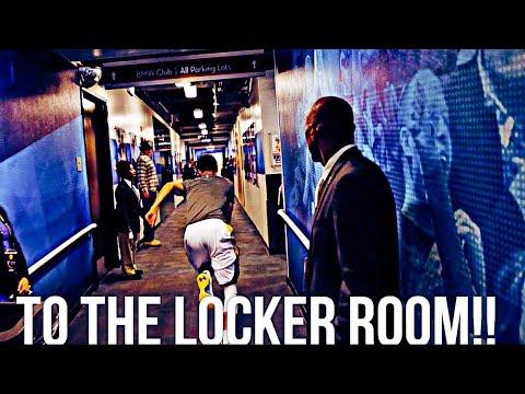 5 NBA Run To The Locker Room Celebrations