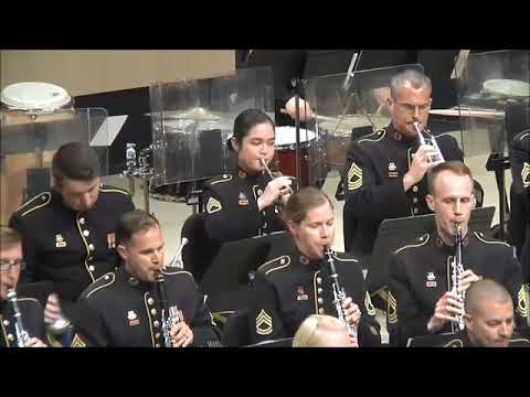 Johan De Meij:T-Bone Concerto/ José Milton Vieira - Johan De Meij -The United States Army Field Band