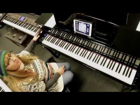 Yamaha clavinova clp 675 youtube for Yamaha clp 675