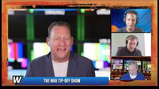 NBA Picks and Predictions | WagerTalk's NBA Tip-Off Show for Monday, April 5