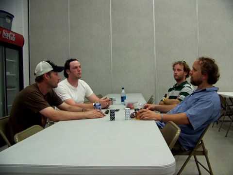 Delfest 2010: Greensky Bluegrass Interview