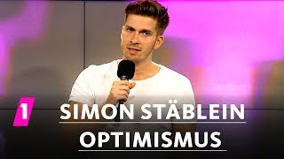 Simon Stäblein: Optimismus