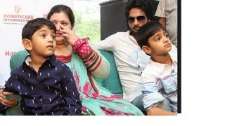 Actor sudheer babu family video