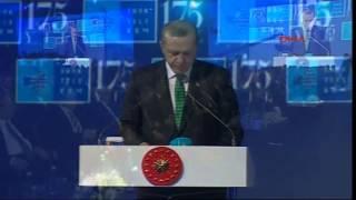 Cumhurbaşkanı Recep Tayyip Erdoğan : Türkiye çöplük haline döner