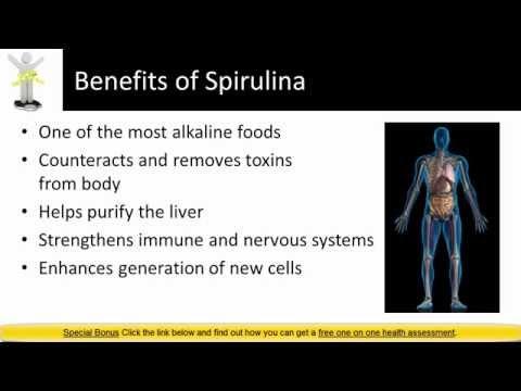 Spirulina weight loss review another Spirulina Benefit