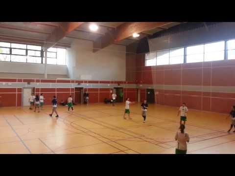 Championnat indoor 2013 aller - AOP2 vs. Revolution'air