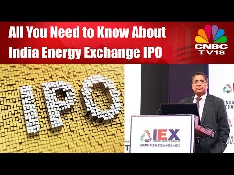 IEX IPO    All You Need to Know About India Energy Exchange IPO    Half Time Report    CNBC TV18