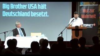 Big Brother hält Deutschland besetzt - Snowden, Merkel und die NSA