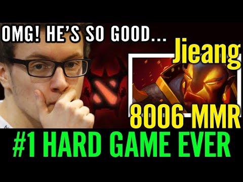 Hardest Game of Miracle GG SF vs JiEANG Ember Spirit Dota 2 thumbnail