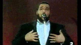 José Juan Tañón: Nuestra voz (Puerto Rico, Festival OTI 1991)