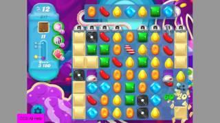Candy Crush Soda Saga level 617 NO BOOSTERS