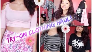 Try-on Clothing Haul! ft. Newdress