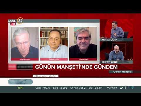 Murat Çiçek ve Hikmet Genç ile Günün Manşeti - 20 07 2020из YouTube · Длительность: 56 мин1 с