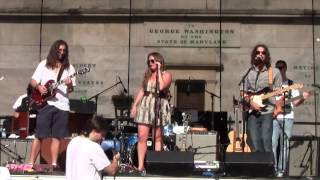 """Careless Heart"" - Cara Kelly and the Tell Tale -- 7/4/13"